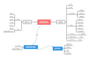 职业选择路径图