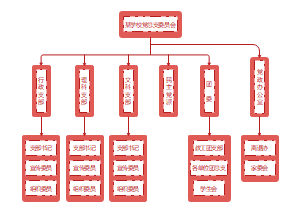 党组织架构图