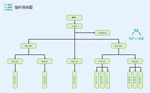 组织框架图