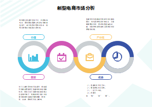 新型电商市场分析