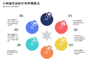 六种最常见的企业管理模式
