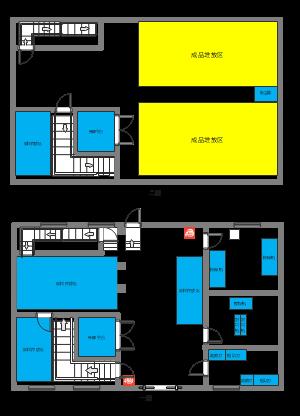 厂房平面图