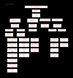 公司组织架构分享