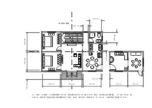 农村翻新适用二层半平房设计图V2.2