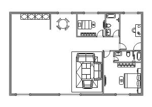 家居布局图