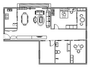 家居设计布局