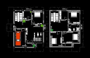 家居规划布局图