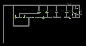 生产厂区平面图