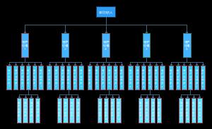 集团组织架构