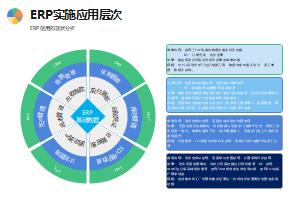 ERP实施应用层次