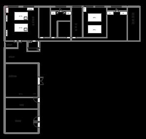工厂车间平面布局