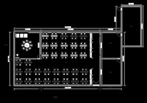 白玛;屋顶平面图