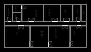 生产车间平面图