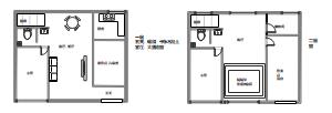 二层楼房设计图