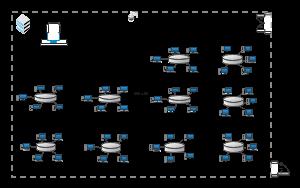 网络实验室拓扑图