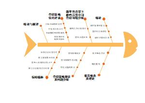 MBA鱼骨图
