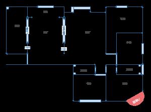 房屋布局图