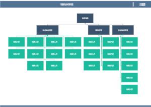 销售组织结构图