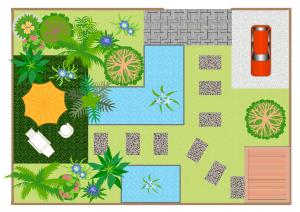 花园设计 08
