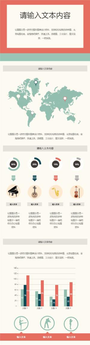 音乐信息长图
