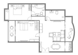 家居软装设计图