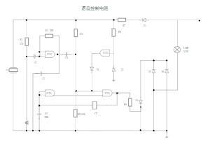 基本电路展示图