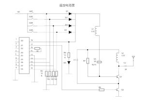 遥控器的基本工作原理