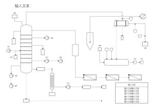 管道仪表电路连接图