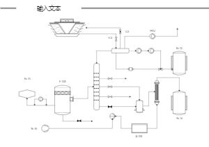 管道仪表电路展示图